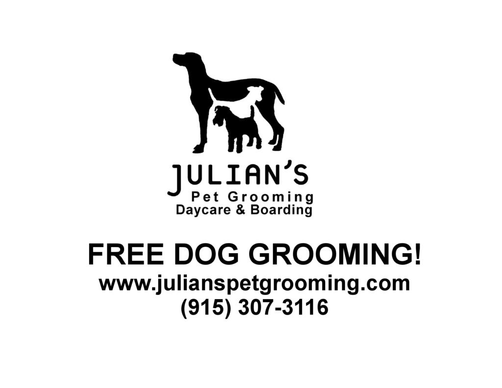 Julians Free Grooming